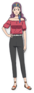 Miyako Inoue (Last Evolution Kizuna)