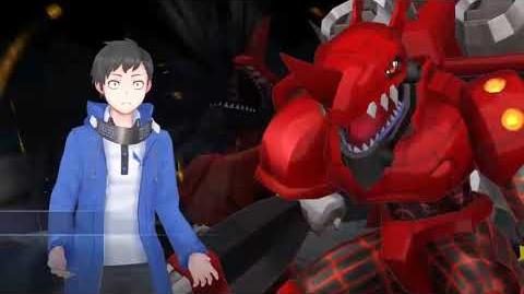 Digimon Story Cyber Sleuth – Hacker's Memory Gameplay