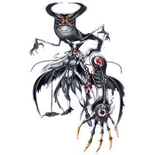 LadyDevimon X