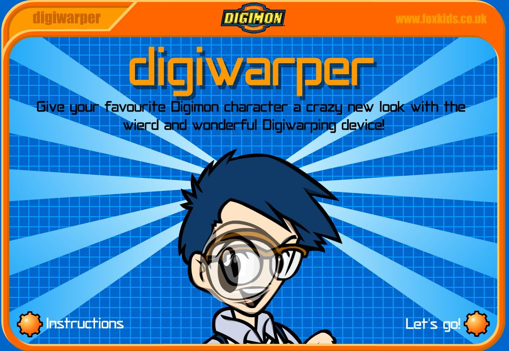 Digiwarper