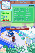 Digimon World DS Granja Luz