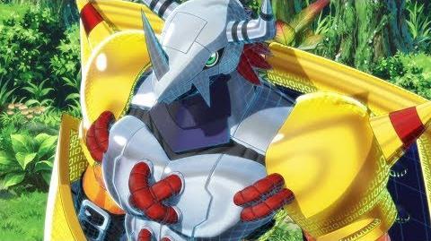 Digimon universe appli monsters 45 - Wargreymon