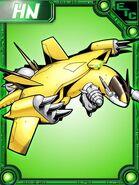 Sparrowmon collectors card