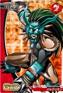 Mercurymon Crusader card2