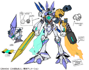 Omedamon sketch