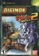 Digimon Rumble Arena 2 (XBOX) (NTSC-U)
