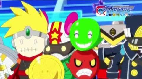 デジモンユニバース アプリモンスターズ - 43 - 目覚めろ、スリープモン! アプモン選手権再び!! PV