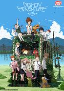Digimon Adventure tri poster EUA