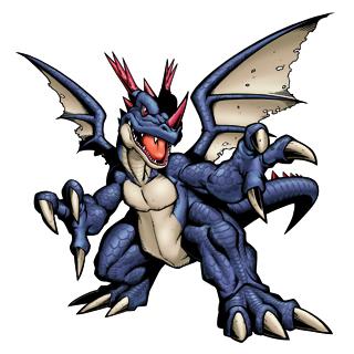 Coredramon (Azul)
