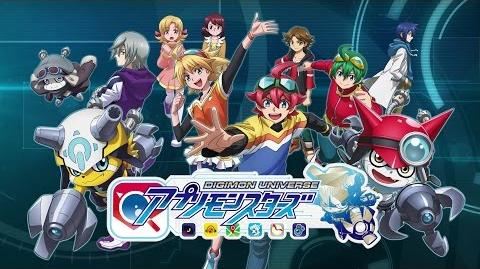 3DS「デジモンユニバース_アプリモンスターズ」第2弾PV