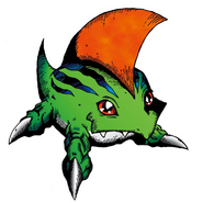 Betamon (Digimon Reference Book)