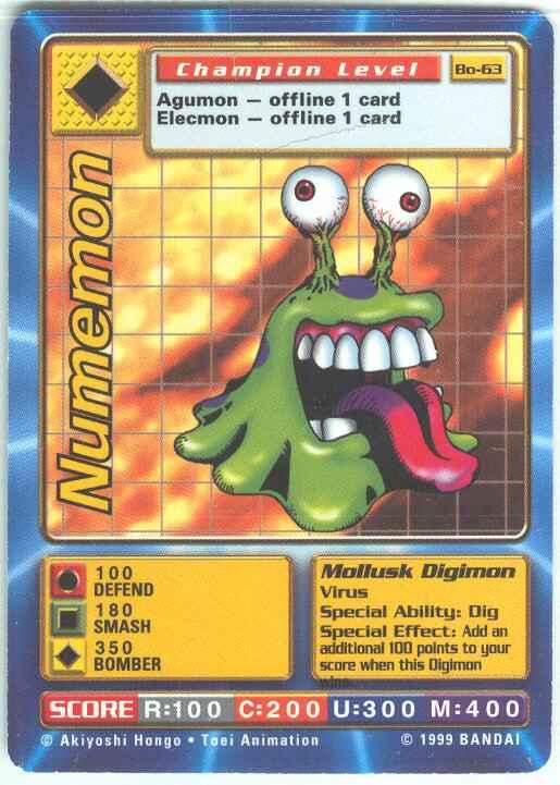Numemon