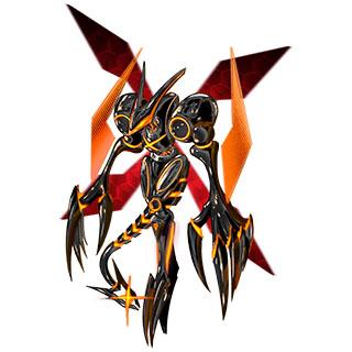 Cyberdramon X