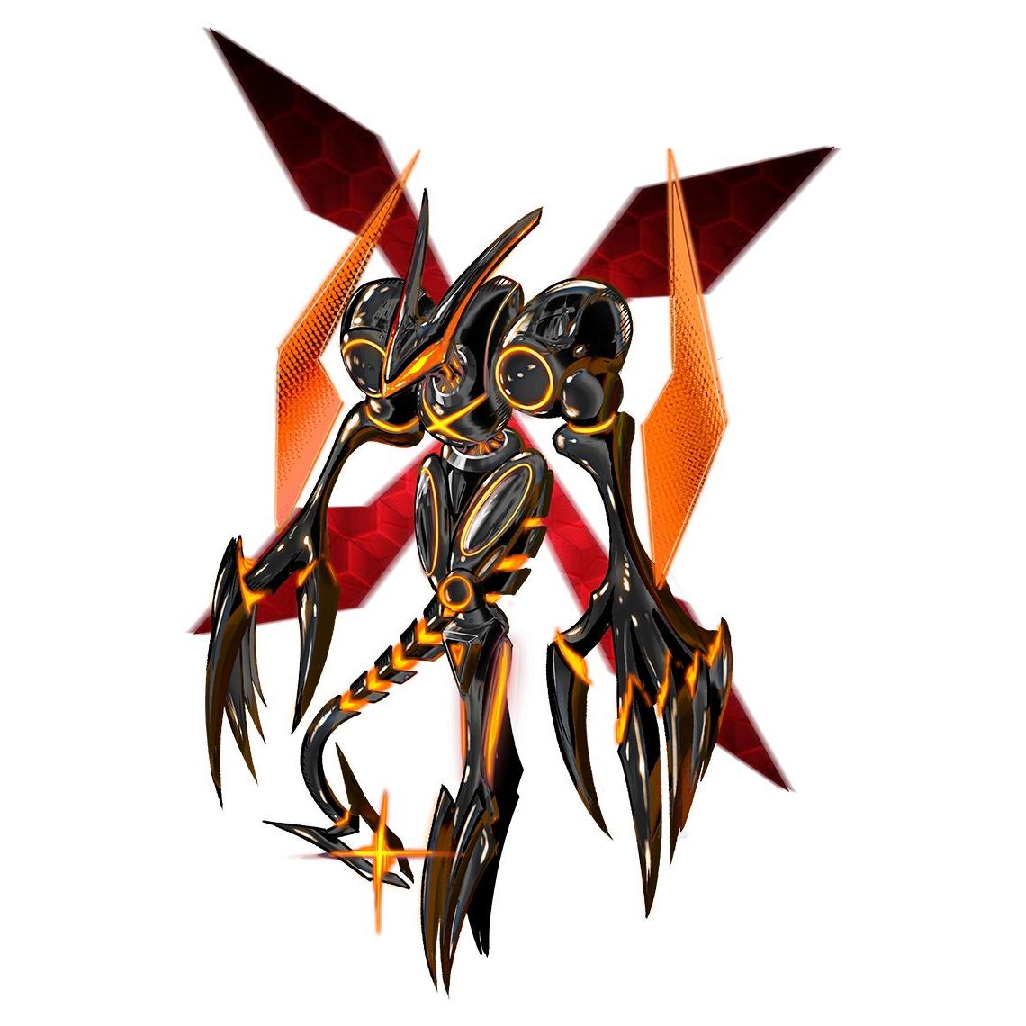 Cyberdramon (Anticuerpo X)