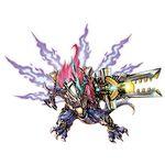 MetalGreymon (Virus) X b
