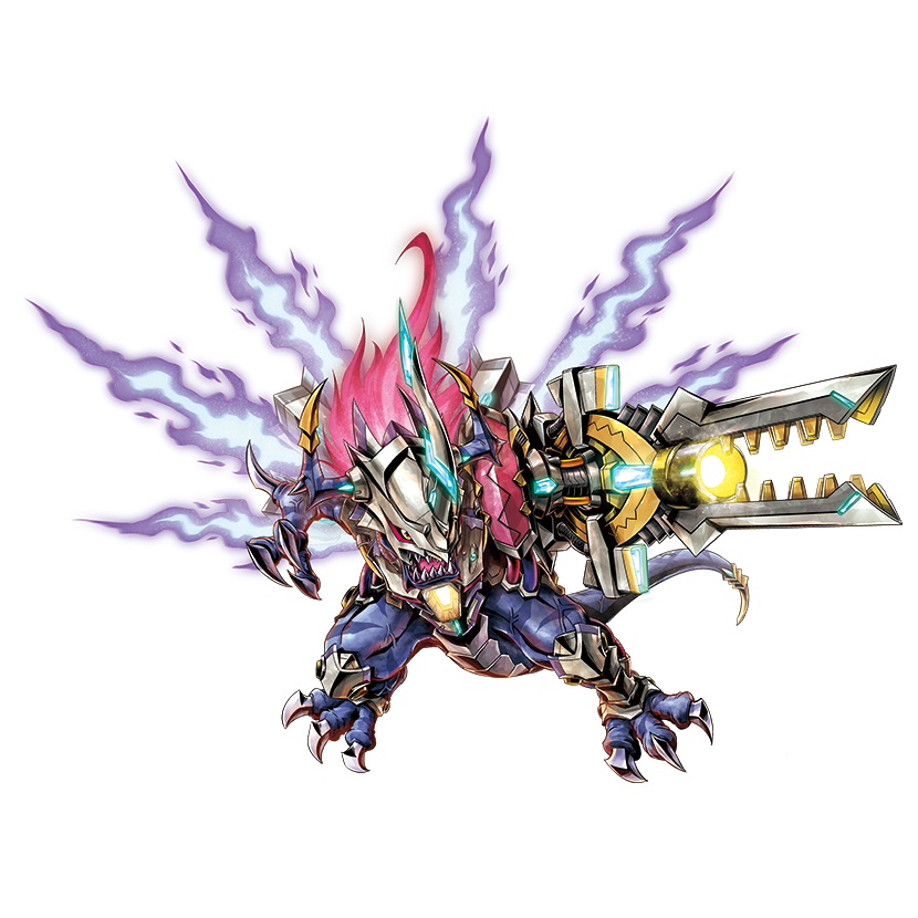 MetalGreymon (Virus) (Anticuerpo X)