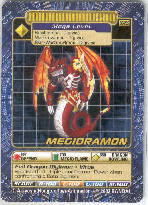 Megidramon