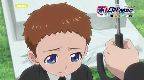 Digimon Appmon - 12 - Il faut vaincre Sakusimon avec le Méga-appli-link! PV