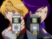 Megumi&Miki Digivice IC 1