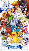 Listado Visual de Digimon