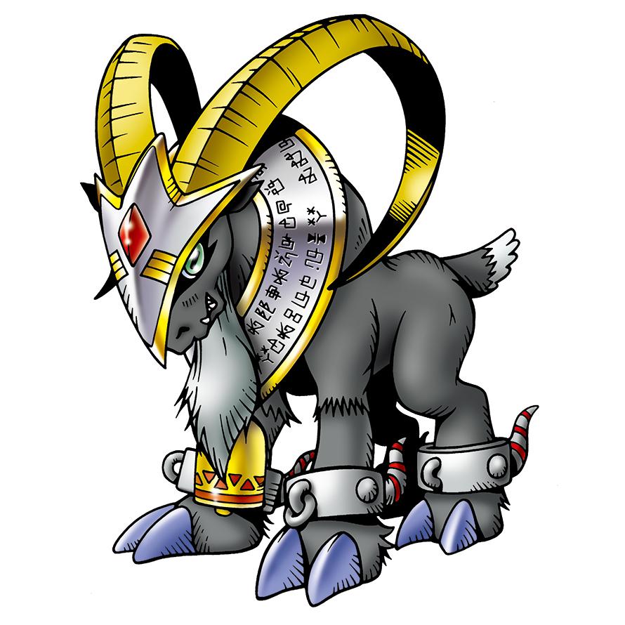 Goatmon