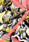 Shoutmon X7 Superior Mode dfo