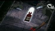 Megakabuterimon vs. Devidramon