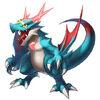Dracomon X b