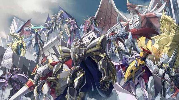 十三皇家骑士(全)http://zh.digimon.wikia.com/wiki/投票%EF%BC%9A最喜欢的皇家骑士?venotify=created