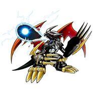 Imperialdramon black