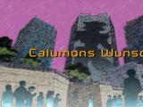 Calumons Wunsch