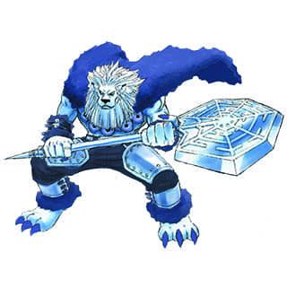 IceLeomon X