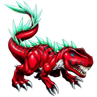 Tyrannomon X