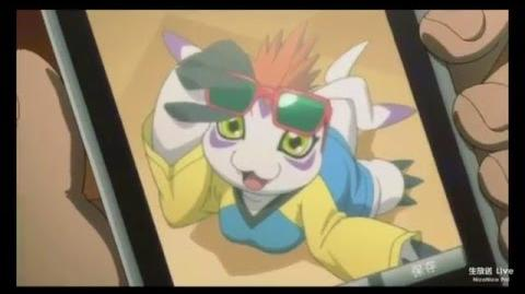 "Trailer Digimon Adventure tri 2 ""Decisión"" Sakai"