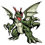 Coredramon (Green) b