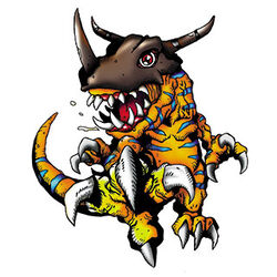 Champion Digimon