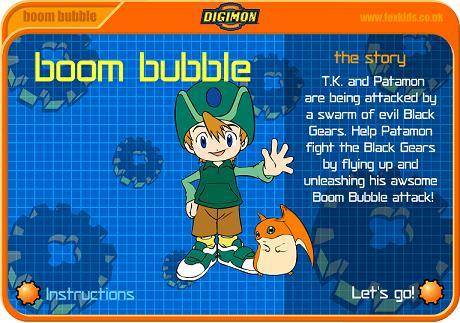 Boom Bubble