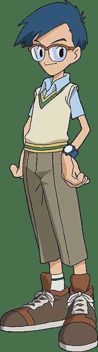 Joe Kido (Adventure 2020)