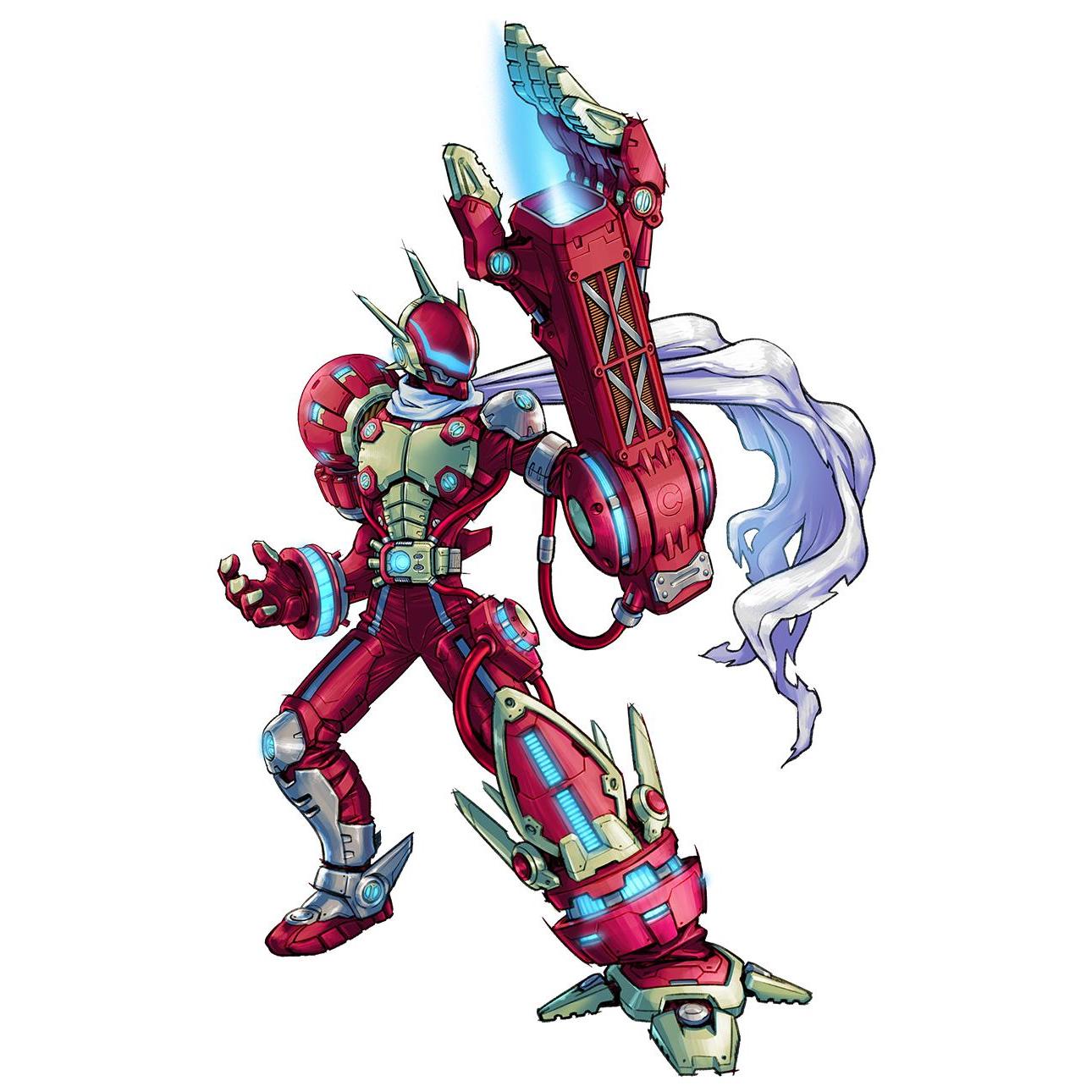 Justimon (Anticuerpo X)