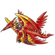 Zhuqiomon (Digimon Reference Book)