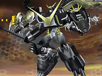 BlackShoutmon X7