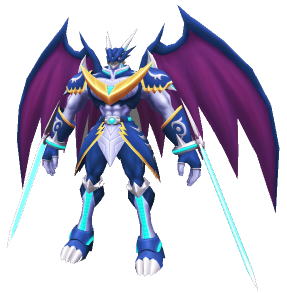 UlforceVeedramon Future Mode