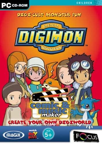 Digimon Comic & Music Maker