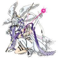 Angemon & Angewomon Heroes!