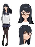 Meiko Mochizuki (Settei)