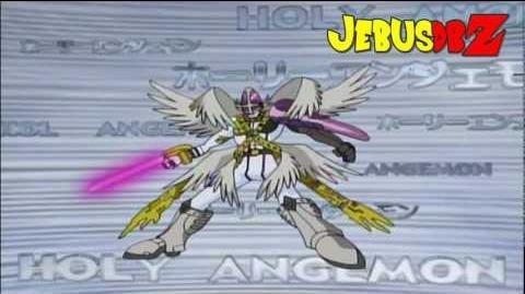 Holy Angemon Evolution Theme