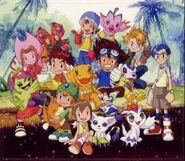 Digimon Adventure 01