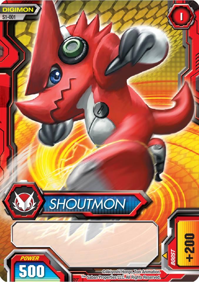 Digimon Fusion Collectible Card Game