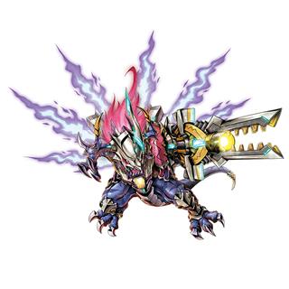 机械暴龙兽(蓝)X