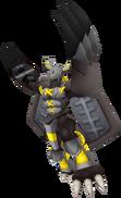 BlackWarGreymon dl